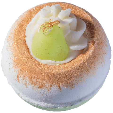 The Perfect Pear Essential Oil Bath bomb